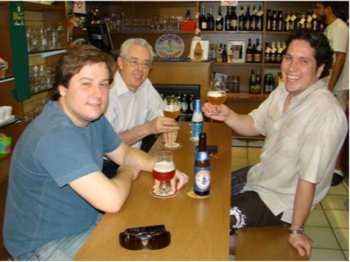 cerveja no trabalho relaxar
