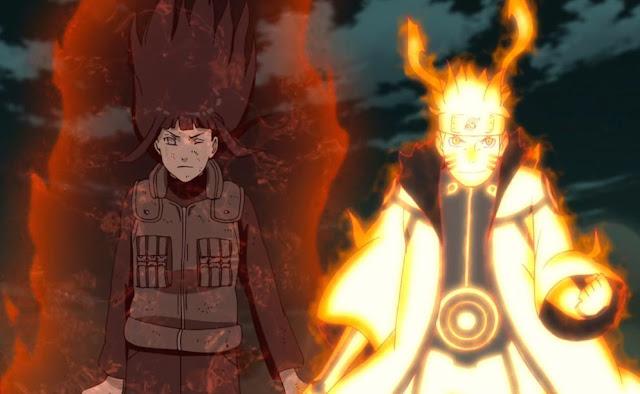 Hinata dan Naruto