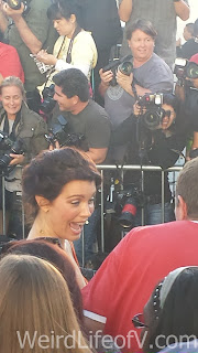 Bellamy Young - Divergent Premiere