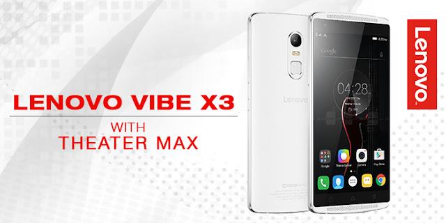 Lenovo Vibe X3 3/32