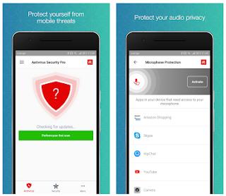 10 Antivirus android terbaik 2018 Untuk Menjaga Keamanan Android Kamu (Wajib Install)
