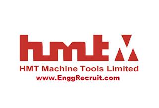 HMT Recruitment 2018