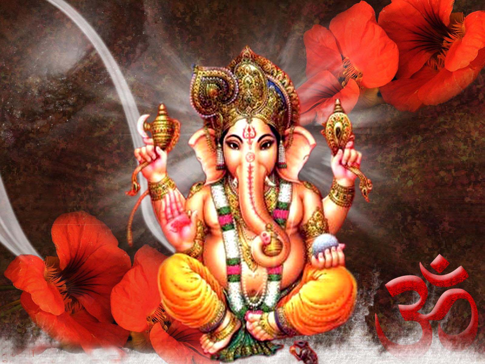 Ganesha HD New Wallpapers Free Download ~ Allfreshwallpaper