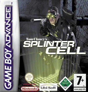 Tom Clancy's Splinter Cell ( BR ) [ GBA ]