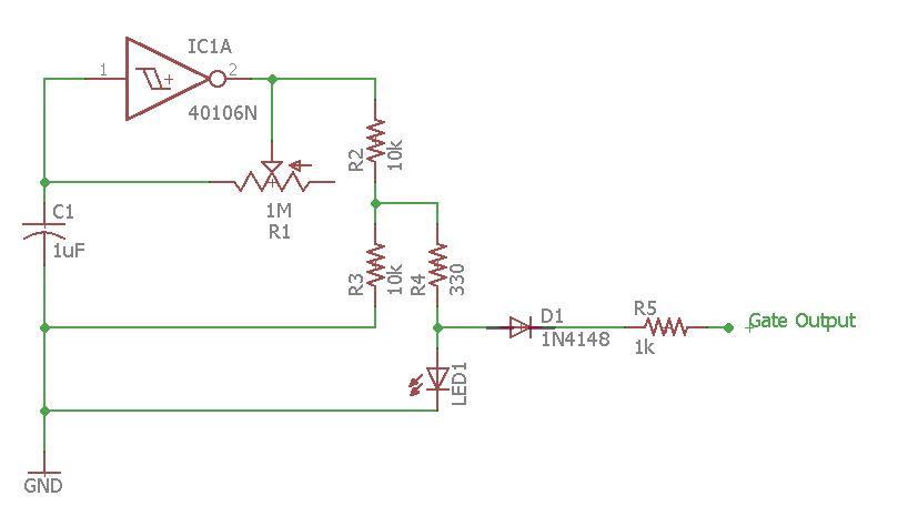 little-scale: Modular Sequencing: 01 - LFO Gate