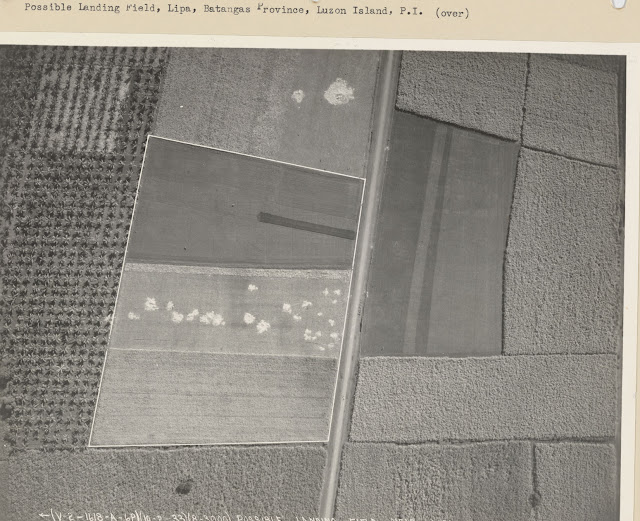 Possible Lipa Landing Field, photo taken in 1934.  Image source:  United States National Archives.