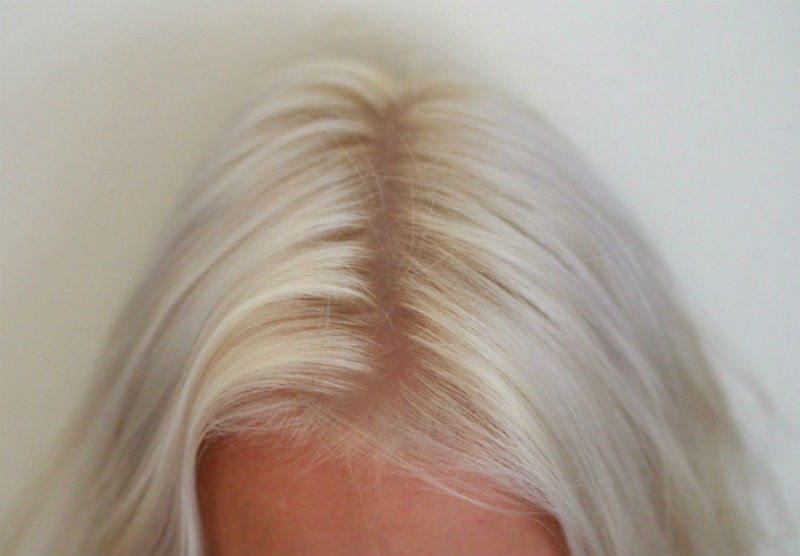 Paras Vaalea Hiusväri
