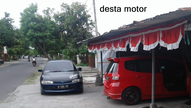 Desta Motor Madiun, bengkel audio cat mesin.