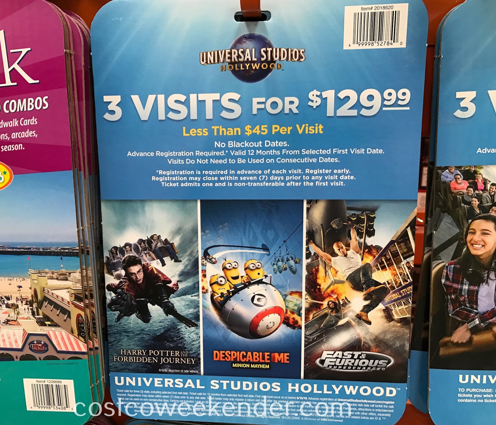 Costco 2018620 - Universal Studios Hollywood: a great park for all you movie fans
