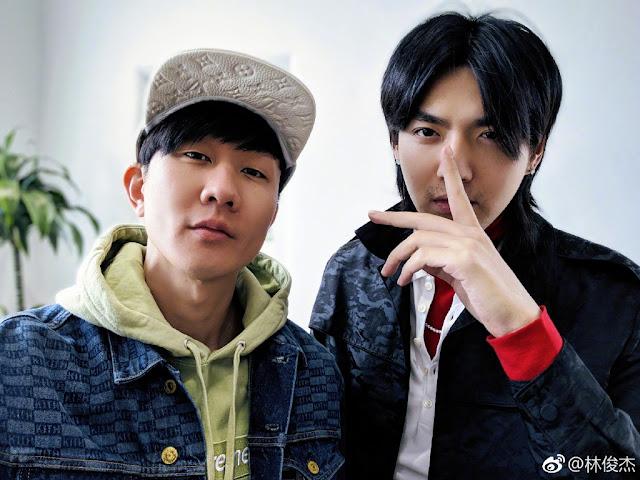 JJ Lin Kris Wu