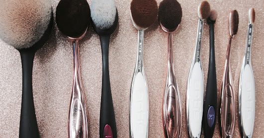 ARTIS BRUSHES VS. REAL TECHNIQUES VS. MARSHALLS BRUSHES | THE BEST DUPES