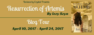 Blog Tour and Author Interview with Izzy Szyn