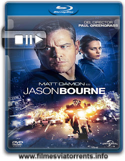 Jason Bourne Torrent - WEB-DL 720p | 1080p Dublado (2016)