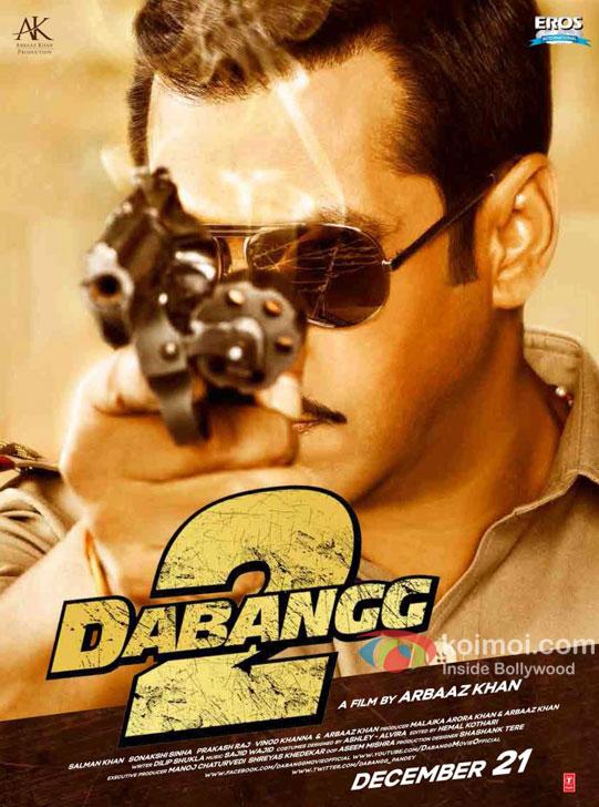 Upcoming Movies Dabangg 2