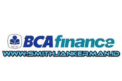 Lowongan Kerja PT. BCA Finance Pekanbaru Februari 2018