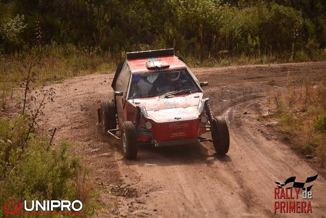 Comienzo de temporada en el Rally de Trepadas
