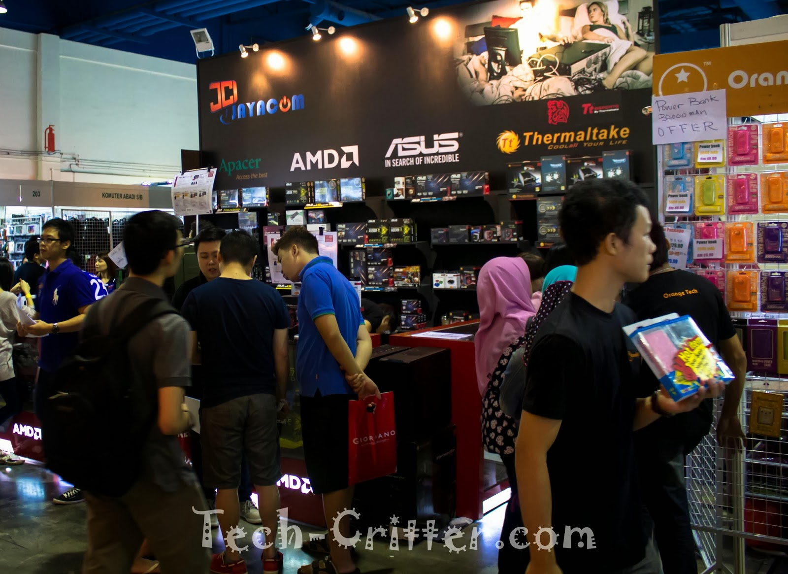 Coverage of the Malaysia IT Fair @ Mid Valley (17 - 19 Jan 2014) 278