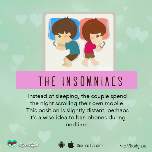 Here Are the Meaning of the 10 Sleeping Positions You and Your Lover Are Doing! Find out Here!
