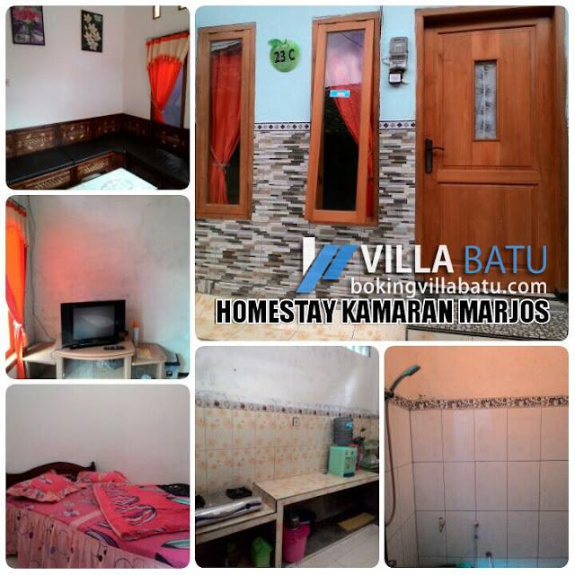 Homestay Kamaran Marjos Batu - Malang