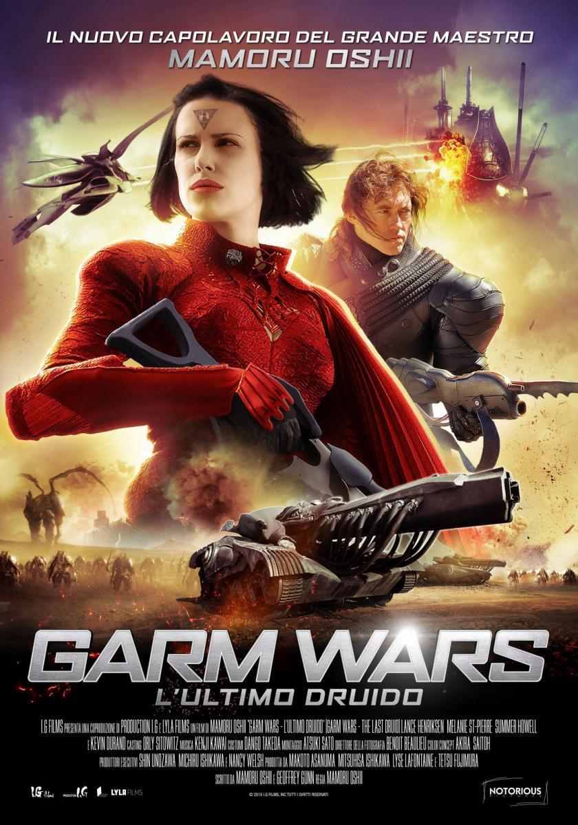 Garm Wars: The Last Druid (2016) สงครามล้างพันธุ์จักรวาล