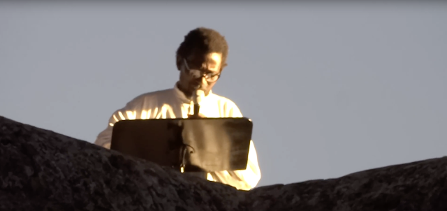 IV Noche Sahiliana: ISMAEL DIADIÉ recita a ES-SAHILI