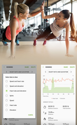S Health Tutorial Monitor Heart Rate