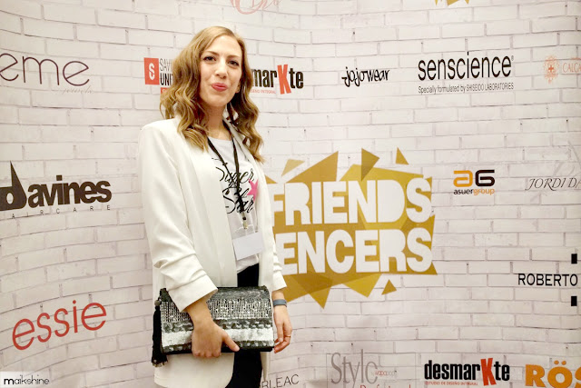 Evento FriendsFluencers Maikshine