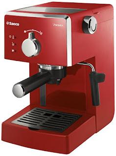 Saeco Poemia Red HD842322 Macchina Espresso Manuale