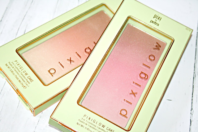 PixiGlow Cake 3 in 1 Luminous Transition Powders