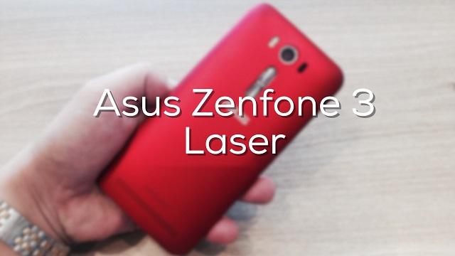 Asus Zenfone 3 Laser Philippines