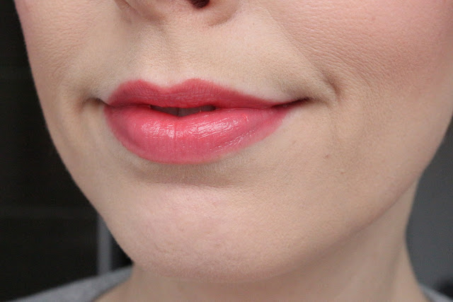 Givenchy Rouge Interdit Vinyl Corail Redoutable