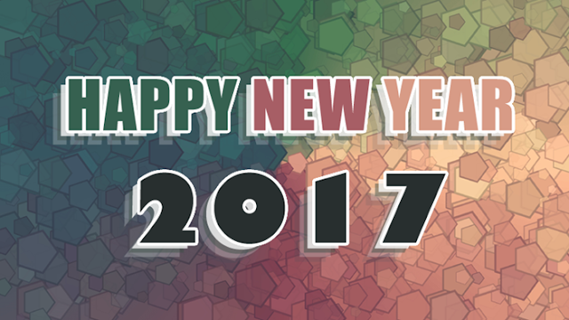 Happy New Year 2017 HD Wallpaper 59