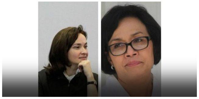 Antara Elvira Naubillina Ekonom Anti Neoliberal, Sri Mulyani Pengusung Neoliberal Dan Grup IMF