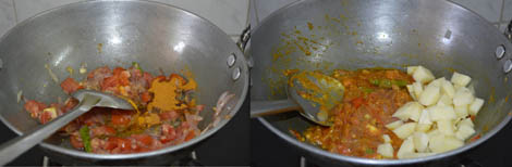 How to prepare kalan kulambu