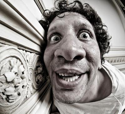 insane man picture