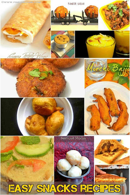Indian Snacks Recipes For Kids