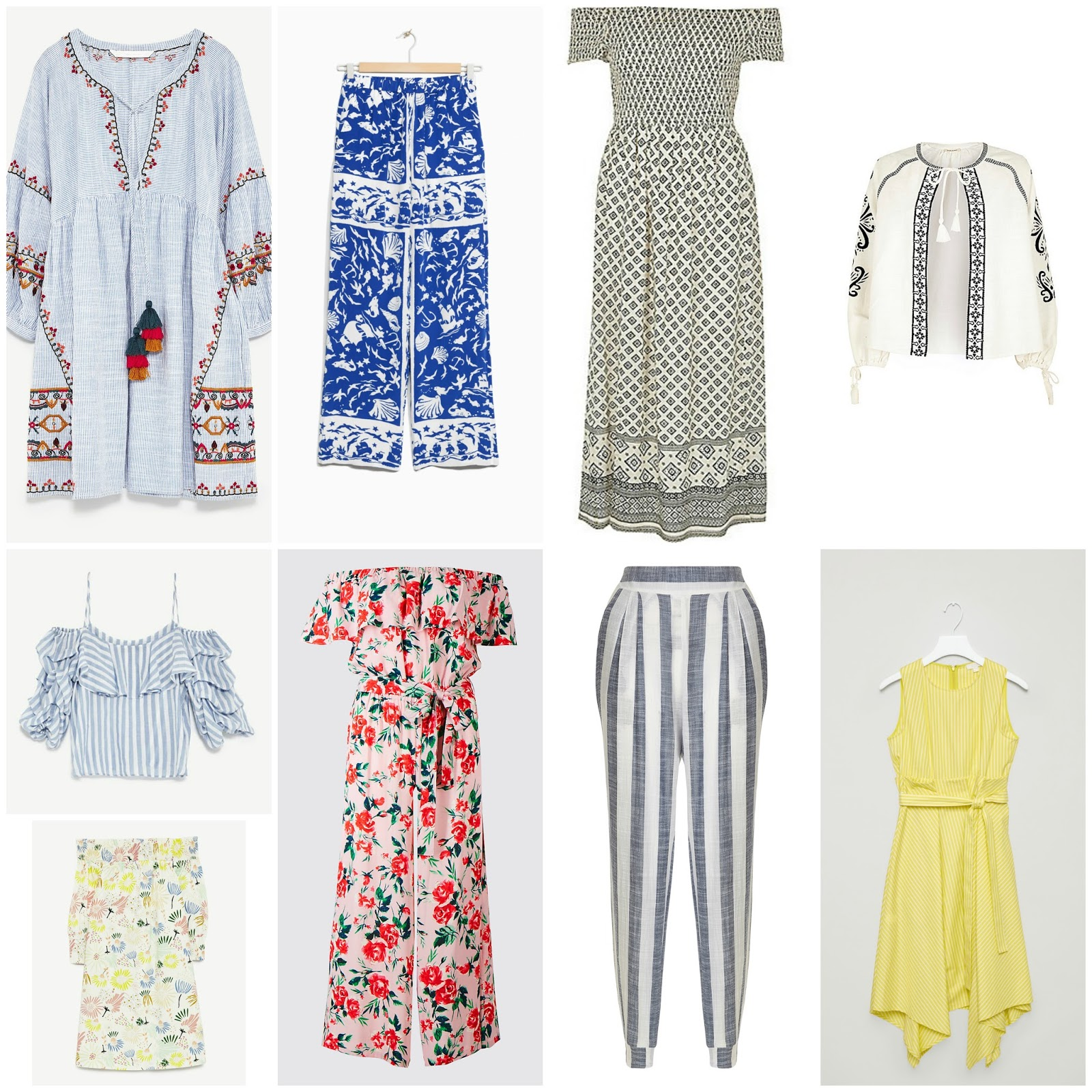 High Street Holiday Pieces