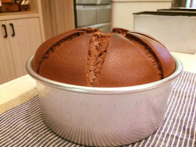 巧克力皇冠戚風蛋糕-chocolate-chiffone-cake12