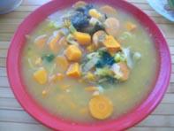 rezept vegan kürbissuppe suppe