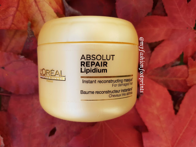 L'oreal Professional Absolut Repair Lipidium Instant Reconstructing Masque