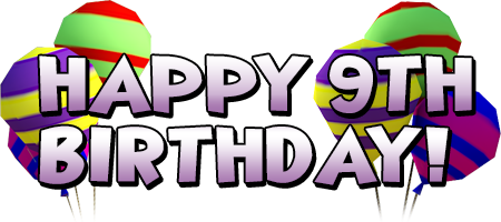 Image result for 9th birthday dog clipart