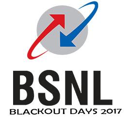 BSNL-Blackout-Days