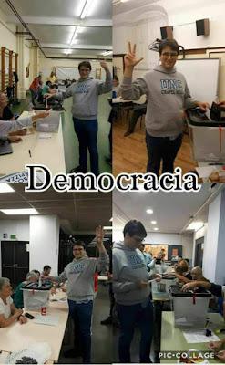 Democracia, referéndum, votar, Cataluña, independencia