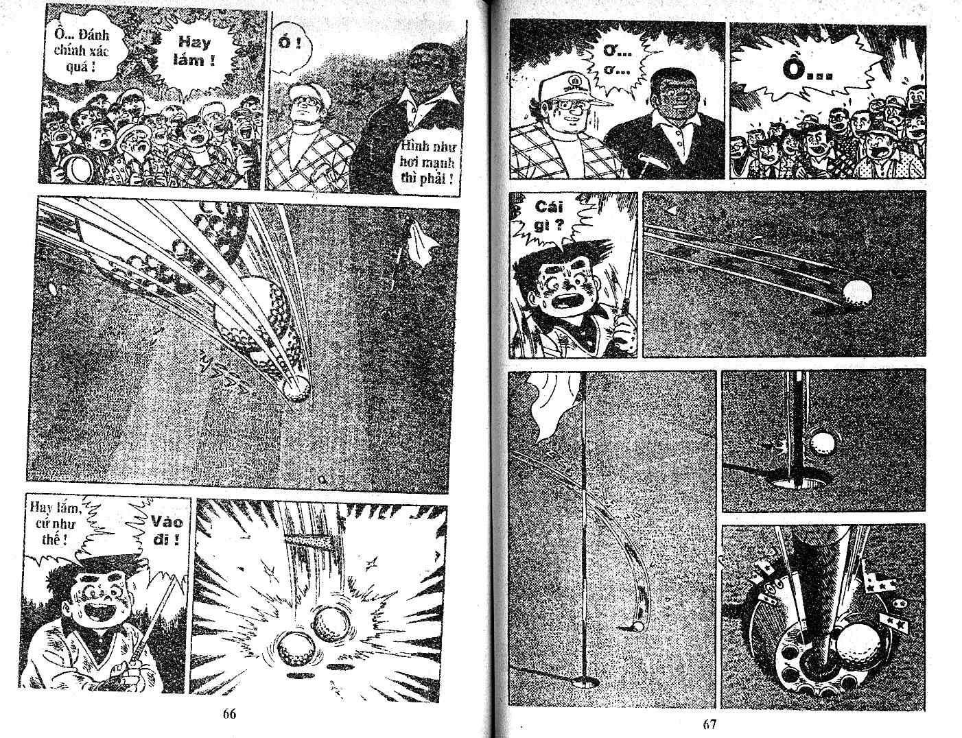 Ashita Tenki ni Naare chapter 20 trang 32
