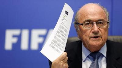 FIFA MENERBITKAN LAPORAN PENAWARAN PIALA DUNIA 2018 DAN 2022