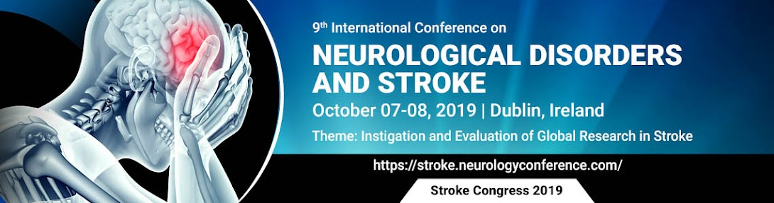 9<sup>th</sup> International Conference on  Neurological Disorders & Stroke