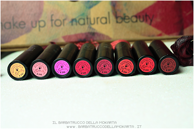 rossetti purobio , lipstick, vegan makeup, bio makeup, Review rossetto