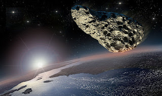 NASA reported the approach to Earth of a large Florence asteroid