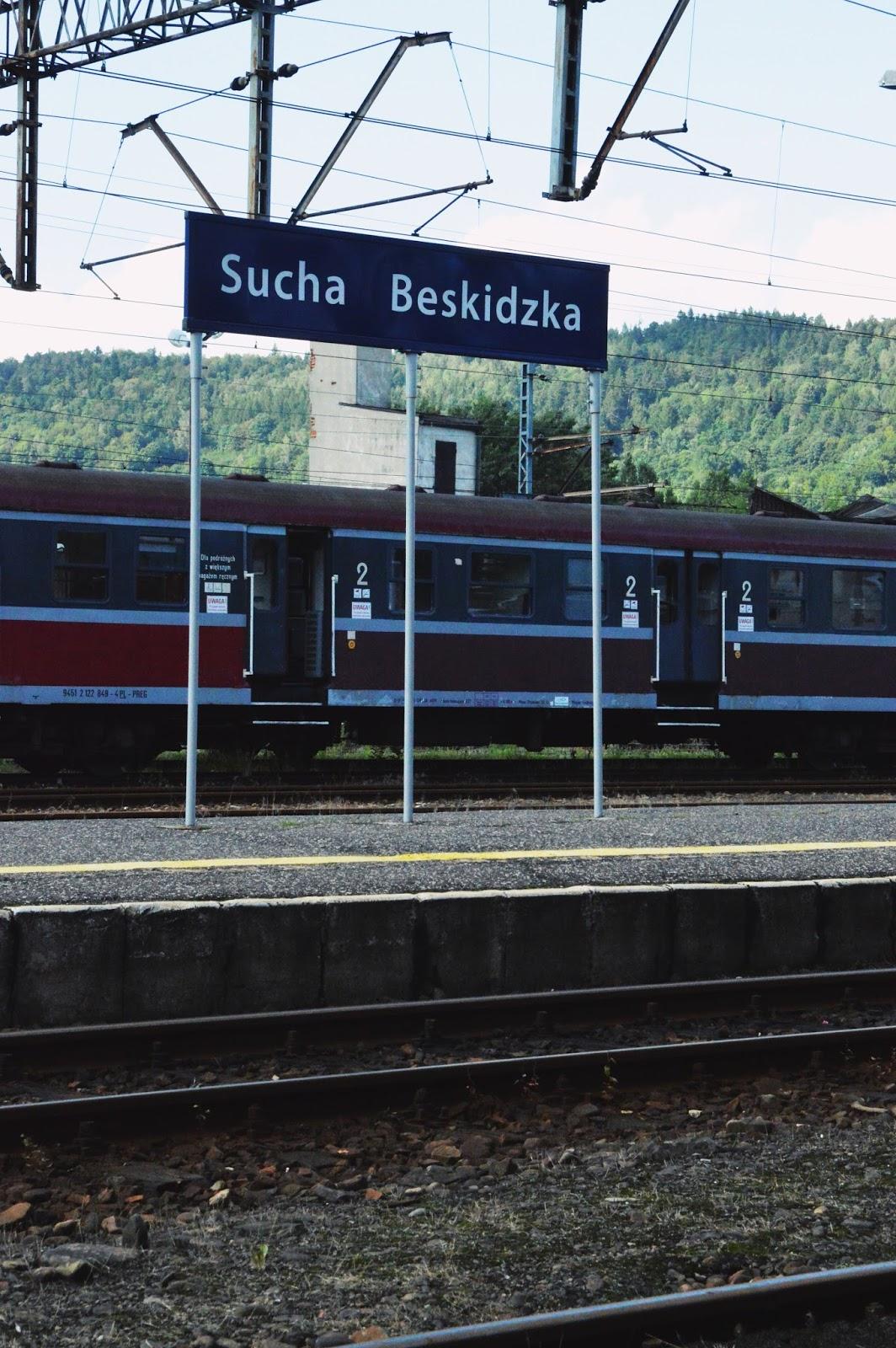 SPOTKANIE BLOGEREK W SUCHEJ BESKIDZKIEJ - 03.07.2016