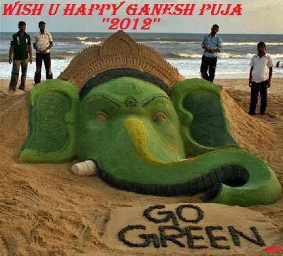 Happy Ganesha Chaturthi (Ganesha Images and Wallpapers)